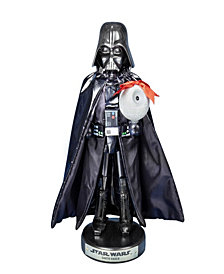 Kurt Adler 10-Inch Darth Vader with Death Star Nutcracker