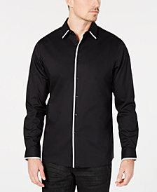 I.N.C. Men's Victor Shirt, Created for Macy's