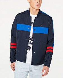 Tommy Hilfiger Men's Coach Colorblocked Track Jacket