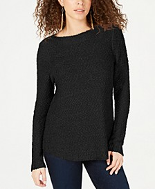 INC Petite Shine Sweater, Created for Macy's