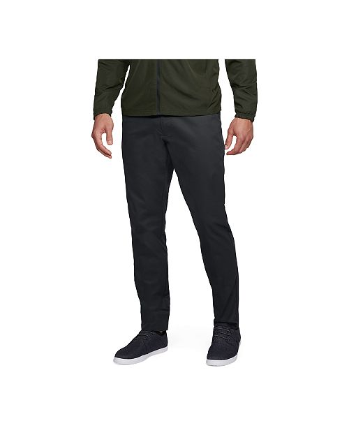 Under Armour Men's Showdown Chino Taper Pant