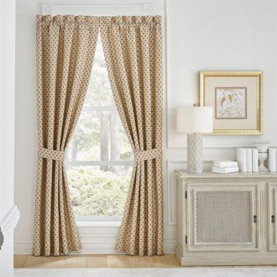 Philomena Pole Top Collection Window Treatments