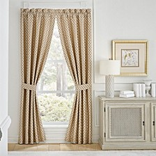 Philomena Pole Top Collection Window Treatments