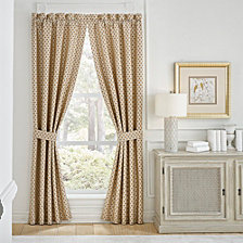 Croscill Philomena Pole Top Collection Window Treatments