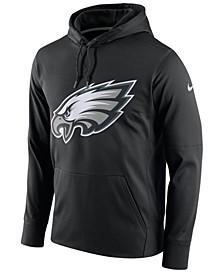 Men's Philadelphia Eagles Performance Circuit Logo Essential Hoodie