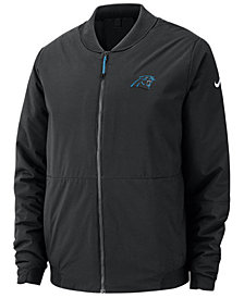 Nike Men's Carolina Panthers Bomber Jacket