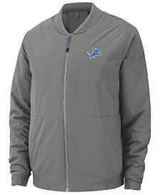 Nike Men's Detroit Lions Bomber Jacket