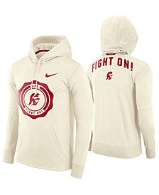 Nike Men's USC Trojans Rivalry Therma Hooded Sweatshirt