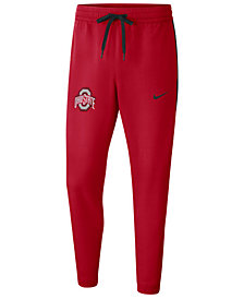 Nike Men's Ohio State Buckeyes Showtime Tapered Pants