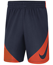 Nike Men's Syracuse Orange Hybrid Shorts