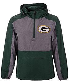 G-III Sports Men's Green Bay Packers Leadoff Lightweight Jacket