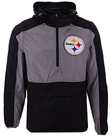 G-III Sports Men's Pittsburgh Steelers Leadoff Lightweight Jacket