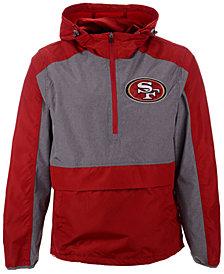 G-III Sports Men's San Francisco 49ers Leadoff Lightweight Jacket
