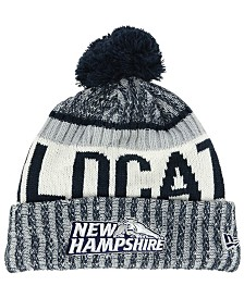 New Era New Hampshire Wildcats Sport Knit Hat
