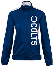 G-III Sports Women's Indianapolis Colts Backfield Track Jacket