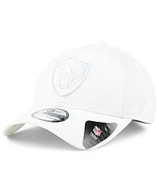 New Era Oakland Raiders Tonal Heat 39THIRTY Cap