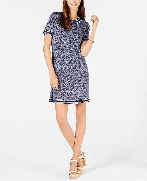 90c8cc1d9f Michael Kors Vine-Print Dress