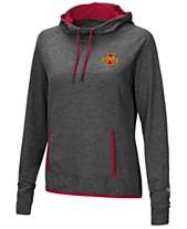 online retailer 6b176 0aff6 Colosseum Women s Iowa State Cyclones Cowl Neck Hooded Sweatshirt
