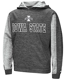 Colosseum Iowa State Cyclones Reflective Hooded Sweatshirt, Big Boys (8-20)