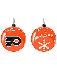 "Memory Company Philadelphia Flyers 3"" Sled Glass Ball"