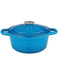 Berghoff Neo Red 3 Qt. Cast Iron Dutch Oven