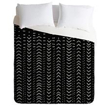 Deny Designs Iveta Abolina Mud Cloth Inspo VII Queen Duvet Set