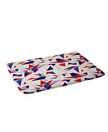Deny Designs Holli Zollinger Bright Origami Bath Mat