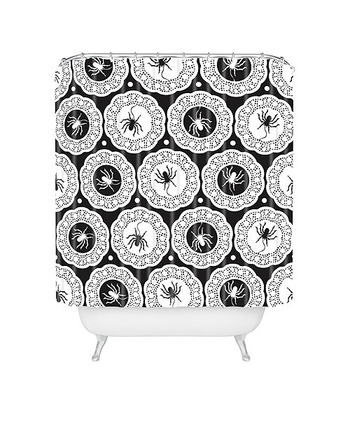 Deny Designs Heather Dutton Spiders Delight Shower Curtain