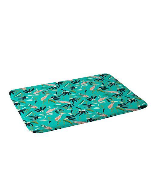 Deny Designs Holli Zollinger Adobo Ocean Bath Mat