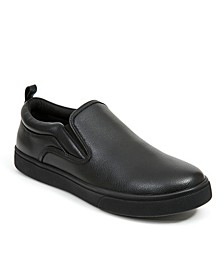 Men's Depot Memory Foam Slip-On Sneaker