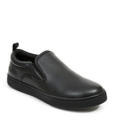 Deer Stags Men's Depot Memory Foam Slip-On Sneaker