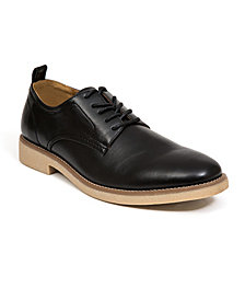Deer Stags Men's Highland Memory Foam Dress Casual Comfort Oxford