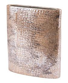 Zuo Ikat Large Cylinder Vase