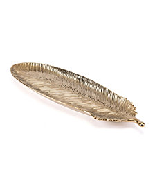 Gold Feather Lg Gold