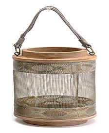 Zuo Small Wood Lantern