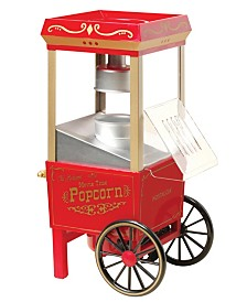 Nostalgia 12-Cup Hot Air Popcorn Maker