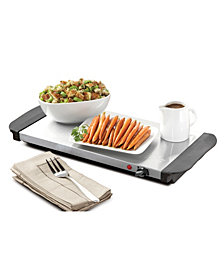 Homecraft Bsc15 3-Station 1.5-Quart Buffet Server & Warming Tray - Copper