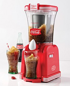 Nostalgia Coca-Cola 32-Ounce Slush Drink Maker