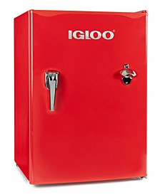 Igloo 2.6 Cu Ft Classic Red