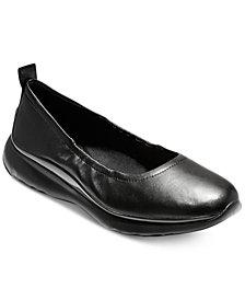 Cole Haan 3. Zerogrand Sneaker Flats