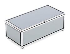 Gris Mirror Box Gray