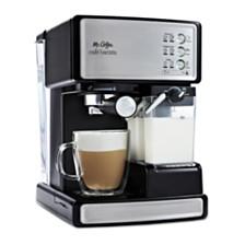 Mr. Coffee Cafe Barista Premium Espresso & Cappuccino System, Silver