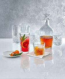 Martha Stewart Collection Cut Glassware