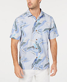 Tommy Bahama Men's South Pacific Paradise Silk Shirt