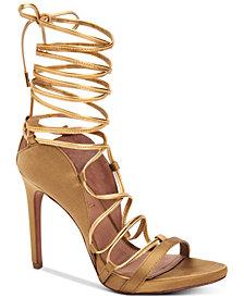 BCBGMAXAZRIA Esme Strappy Dress Sandals