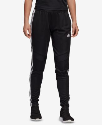 Adidas Regi 18 Track Pants Mens ClimaCool Sports trousers Pants Black
