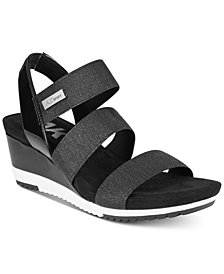 Anne Klein Summertime Wedge Sandals