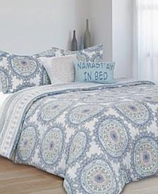 Skye 5-Piece Full/Queen Comforter Set