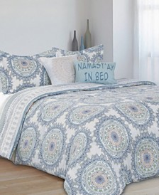 Skye 5-Piece Full/Queen Comforter Set