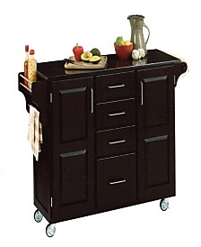 Home Styles Create-A-Cart Granite Top